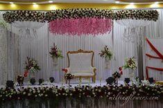 77 Best Reception Stage Decoration Wedding Stage Decoration