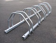 * This is what we need to park bikes elsewhere so we can reclaim our garage again!  *Bicycle Parking Storage Rack 1-5 Bikes