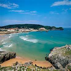 Playa de Ris,Noja  #Cantabria #Spain Places To See, Places Ive Been, Costa, Beach Vibes, Beach Wear, Andalusia, Capital City, Travel Inspiration, Greece