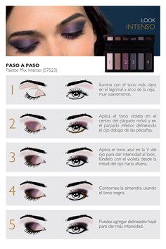Natura cosméticos - Portal de maquillaje Natura Cosmetics, Smoky Eyes, Dark Makeup, Blush, Eyeshadow Makeup, Mary Kay, Makeup Junkie, Makeup Inspiration, Makeup Tips