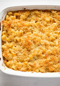 Cajun Shrimp Macaroni and Cheese | Brown Eyed Baker Great without the shrimp too!