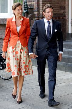 Prince Maurits Princess Marilene Photos - Dutch Royals arrive at the Concertgebouw. - Dutch Royals at Concertgebouw Kings Day, Royal Tiaras, Dutch Royalty, Casa Real, Royal House, Netherlands, Print Patterns, Marie, Celebs