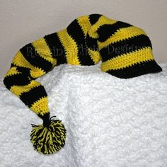***This listing is for the PDF pattern for this hat, NOT the finished product***    Size: 6 sizes to fit infants to adults  This pattern is very