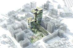 FRASERS BROADWAY: Australia's Greenest Development | Inhabitat - Sustainable Design Innovation, Eco Architecture, Green Building