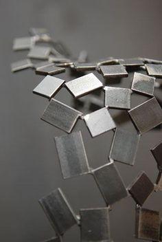 Nicolas Desbons, Side : Acier brut soudé // Welded steel. Photo credit: http://www.nicolasdesbons.net