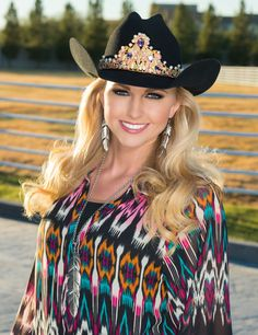 Prepping for a Rodeo Queen Pageant- Good advice from a former Miss Rodeo America.