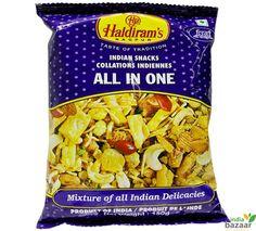 Haldiram's All In One indian snacks