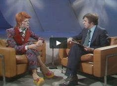 David Bowie interview with Russell Harty on January 17, 1973 - Vimeo