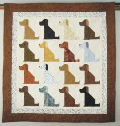 paw print quilt block | Add it to your favorites to revisit it later.