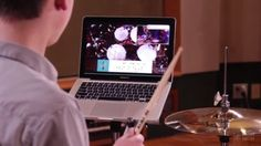 Online drum lessons with Professional Drummer and Educator Simon DasGupta Drumline, Drum Lessons, Gretsch, Drum Kits, Music Education, Percussion, Led Zeppelin, Drums, 3d Printing
