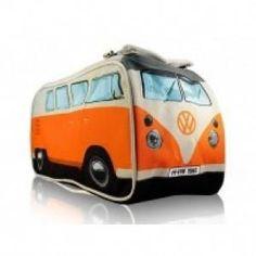ed65cb43 VW Camper Van Wash Bag #vwcamperwestfalia T1 Bus, Campervan Gifts, Vw Camper ,