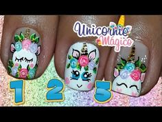 Visit the post for more. Manicure, Unicorn Nails, Feet Nails, Dream Nails, Couple Tattoos, Christmas Wrapping, Facon, Blogger Themes, Girly Things