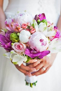 21 wedding bouquet ideas and inspiration 1