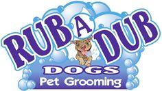 Rub-A Dub Dog grooming!