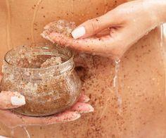 DIY Body Scrub - Make Your Own Brown Sugar Scrub