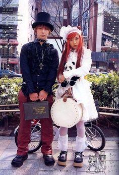 #moonkana #kanamoon #kana #Gothic&LolitaBible