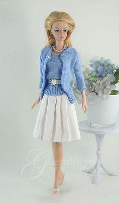 Blue Sweater Set 1 by Gwendolyns Treasures, via Flickr