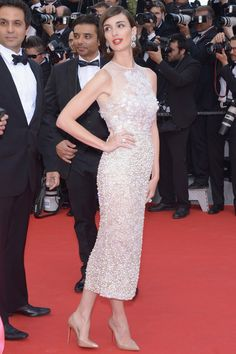 The stars have been out in full force at the Cannes Film Festival 2014!From May 14th to the 25th, the fabulously famous will be strutting on that red carpet...
