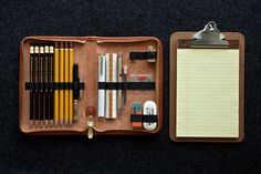 The portable office.