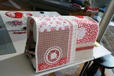 https://flic.kr/p/jXnkGV   sewing machine cover   My brand new sewing machine…