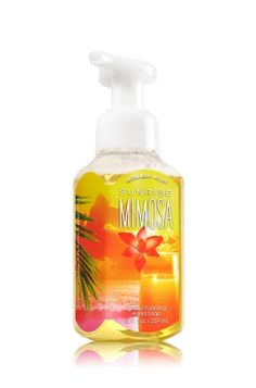 Sunrise Mimosa - Gentle Foaming Hand Soap - Bath & Body Works - Our Gentle…