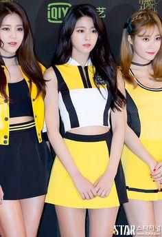 #AOA #Hyejeong #Seolhyun #Yuna