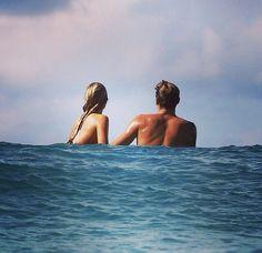 Surf love ❤️