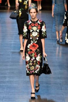 Dolcec& Gabbana P/V 2016