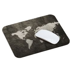 Bedrucktes Mousepad (Weltkarte) Design, Home Decor, World Maps, Gifts, Interior Design, Home Interiors, Decoration Home, Interior Decorating