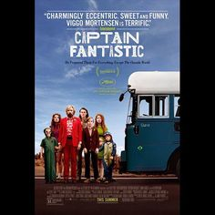 Get ready for an adventure. Brand new poster for Captain Fantastic! #1sw#1sheetwizard #captainfantastic #viggomorensen