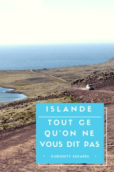 Tout ce qu'on ne vous dit pas sur l'Islande Iceland Roads, Iceland Travel, Have A Nice Trip, Voyage Europe, Destination Voyage, Europe Destinations, Rest Of The World, Dit, Adventure Travel