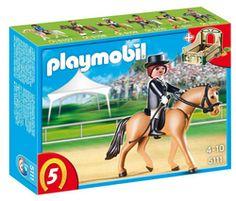 Playmobil dressage