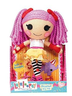 Lalaloopsy Super Silly Party Crochet Doll- Peanut Big Top, http://www.amazon.com/dp/B00UMSVOKA/ref=cm_sw_r_pi_awdm_xOSuxb182KXDW