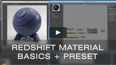 In this tutorial we'll be making and using a simple and versatile material preset for Redshift renderer in Cinema 4d. Download Rich Nosworthy's RS Shaderball…