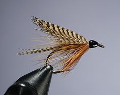 "Recipe for a ""Catskill"" - Fly-tying"