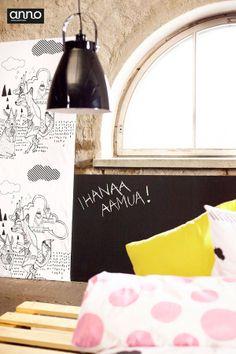 Kodin1, Uusia Anno-tuulia lastenhuoneeseen. #elamanikoti