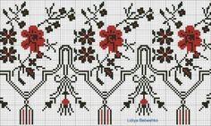Towel Embroidery, Filet Crochet, Needlework, Diy And Crafts, Cross Stitch, Kids Rugs, Decor, Fabrics, Towels