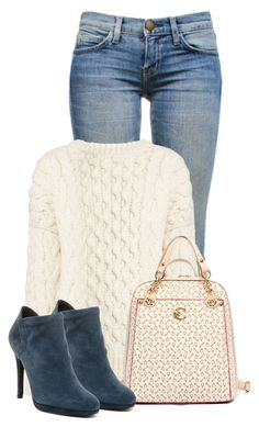 """""""Untitled #710"""" by soleuza ❤ liked on Polyvore featuring Current/Elliott, Joseph, Stuart Weitzman, sweaters and warm"""