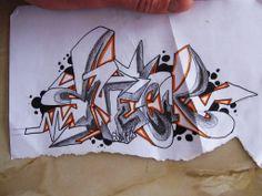 Smeck Graffiti Sketch Original By Smeckin Dvyf