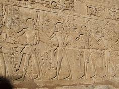 Templo de Luxor, mayo 2012
