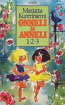 """""""Joka tytön unelma: oma pieni koti kaikkine tykötarpeineen"""", kirjoittaa 37-vuotias espoolaisnainen Helsingin Sanomien lastenkirjakyselyssä Marjatta Kurenniemen (1918-) Onneli ja Anneli -kirjoista.    Onnelin ja Annelin talo (1966), ensimmäinen neljästä Onneli ja Anneli -kirjasta, kertoo siitä, kuinka ystävykset löytävät tieltä salaperäisen kirjekuoren. """"Rehellinen löytäjä saa pitää"""", kuoressa lukee. Sisältä löytyy kaksi punaisella silkkinauhalla sidottua setelinippua. ....."""