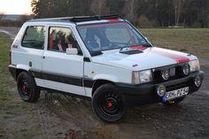 Fiat Panda 4x4 Offroad Custom