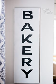 """Hello fellow bakers and crafters! I am seeing my bakery sign now on TV and in catalogs like """"Sha… Bakery Sign, Book Signing, Book Review, Farmhouse, Signs, Books, Crafts, Diy, Decor"""