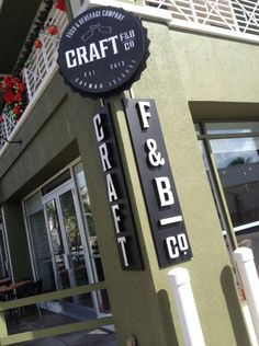 Craft is a Beer Haven! Hearing awesome feedback for its Food and Brew check out www.passengerpicks.com