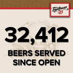 Moving on up to over 32K! Join us in our journey to serving 50K awesome brews. #taphouse23 #craftbeer #bridgeport