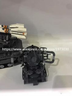 117.00$  Buy now - http://alikli.shopchina.info/1/go.php?t=32806841199 - Model building kits compatible with lego Military  KV-2 Tank 3D blocks Educational model building toys hobbies for children  #aliexpresschina