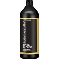 Matrix HELLO BLONDIE CONDITIONER 1000 ML