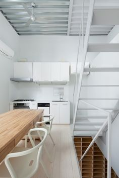 I wish it were possible to actually have a White Kitchen like this!