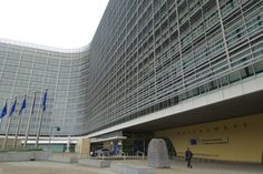 European Commission Berlaymont Building   Self-Guided Walking Tour of Brussels, Belgium   Intentional Travelers