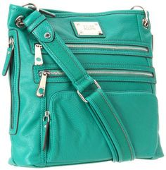 I really like all the organizational zippered pockets. This is right up my alley! And that side zippered pocket would be awesome to conceal carry ;-)